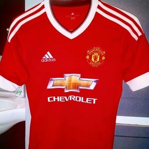 Manchester United 15-16 Home Jersey